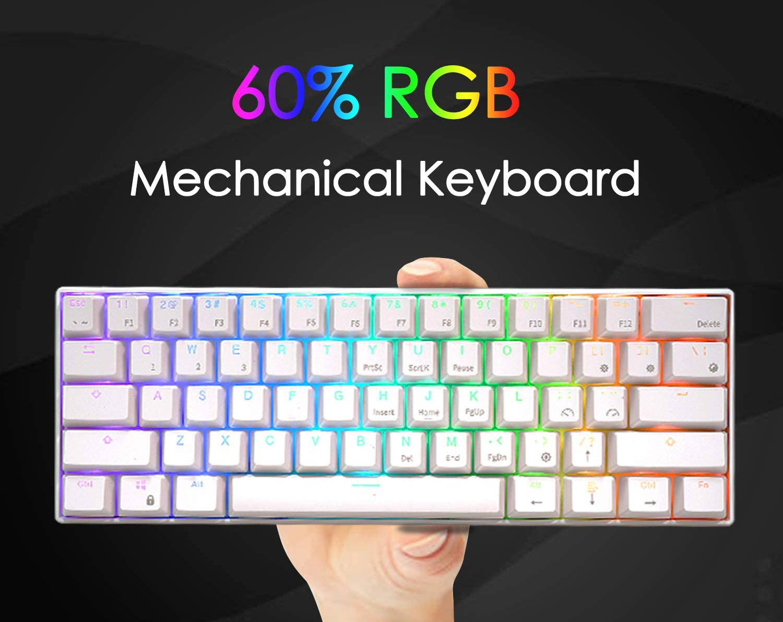 Mechanical keyboard sizes 60 percent keyboard