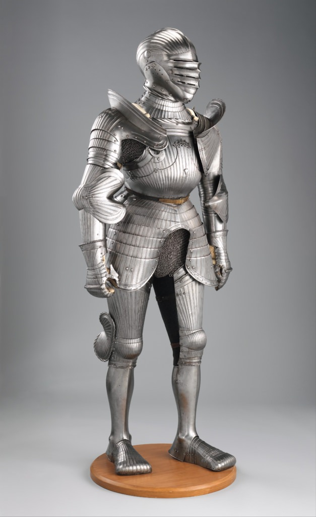 costumes and armour