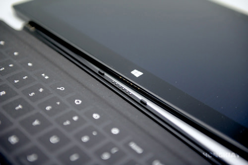 Surface RT Cover Port