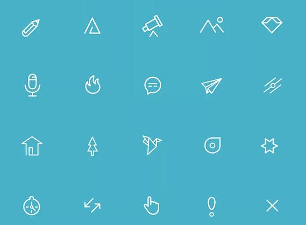 MiniCONS Free Creative Icons