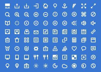 80 Mini Icons