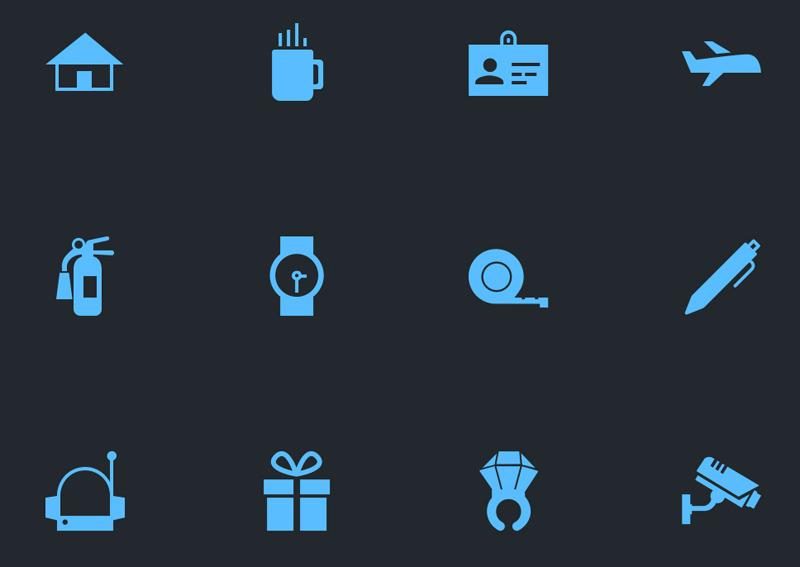Mini Material Free iconset Vol1