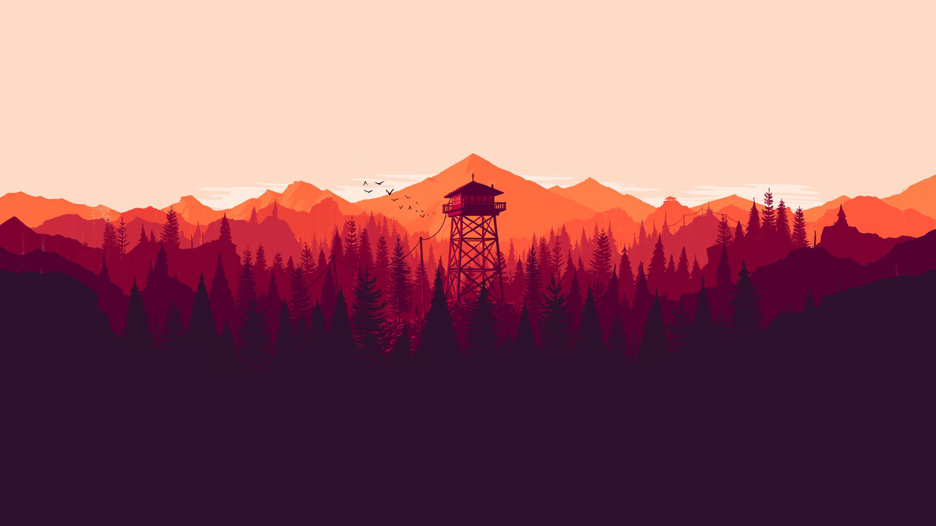 minimalist desktop wallpaper