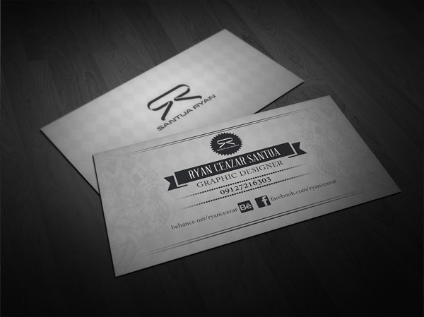 personal business cards by janne