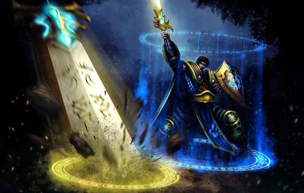 Demacian Justice Garen