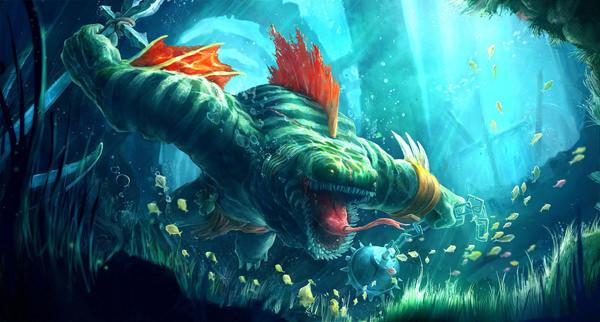 Leviathan The Tidehunter