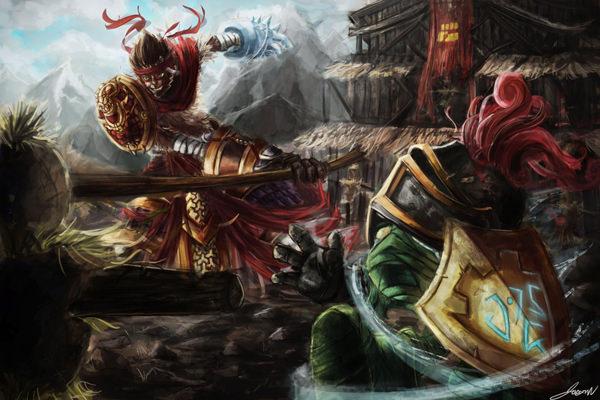 Wukong Vs Amumu