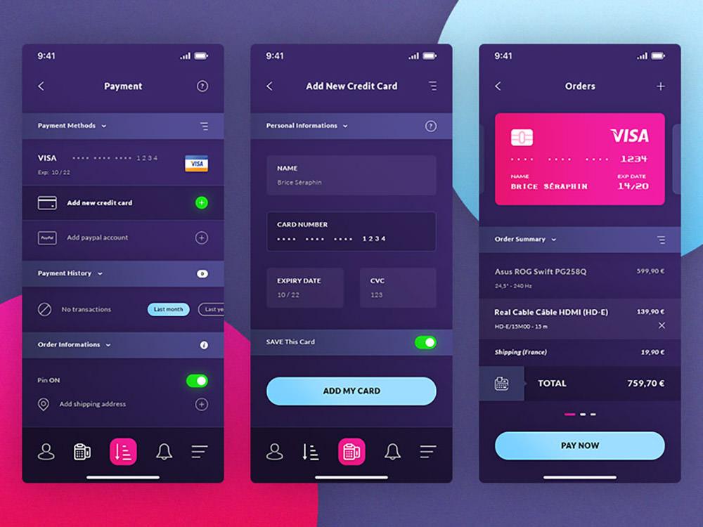 Finance-IOS-App