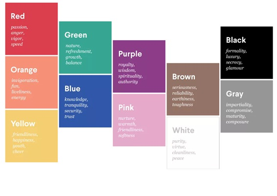 Colors for Business