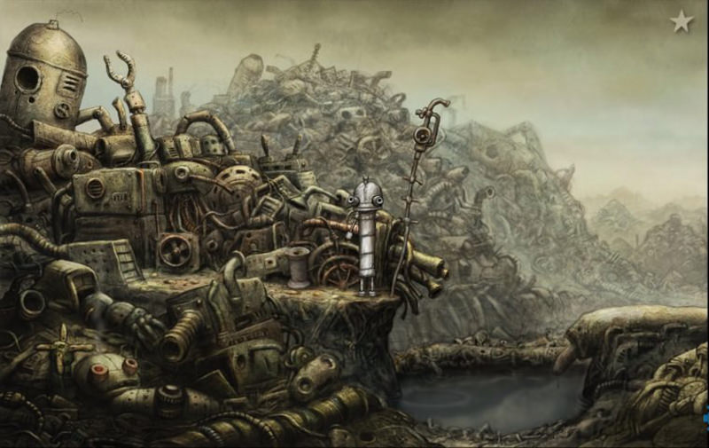 Machinarium - Robot