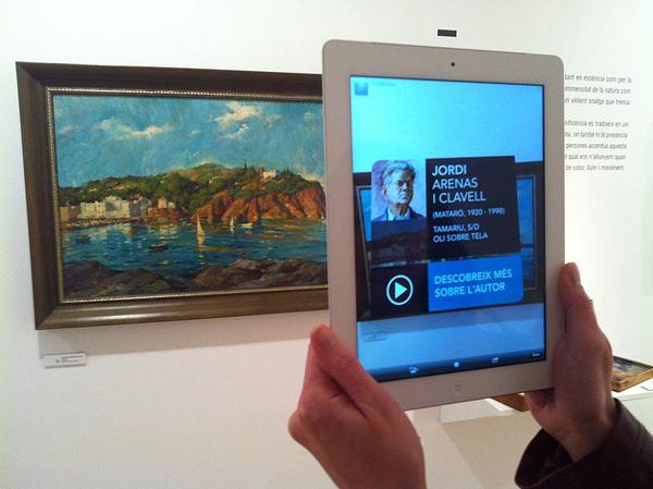 augmented museum