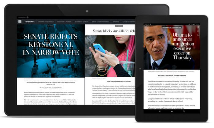 Washington Post Design