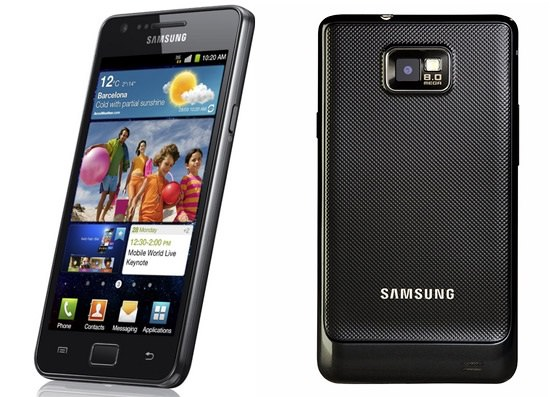samsung flip phone 2008. runs on the android os, is less than 1 cm thick, supports web browsing, calls and has an in-built gps. this was phone to beat in 2011. samsung flip 2008