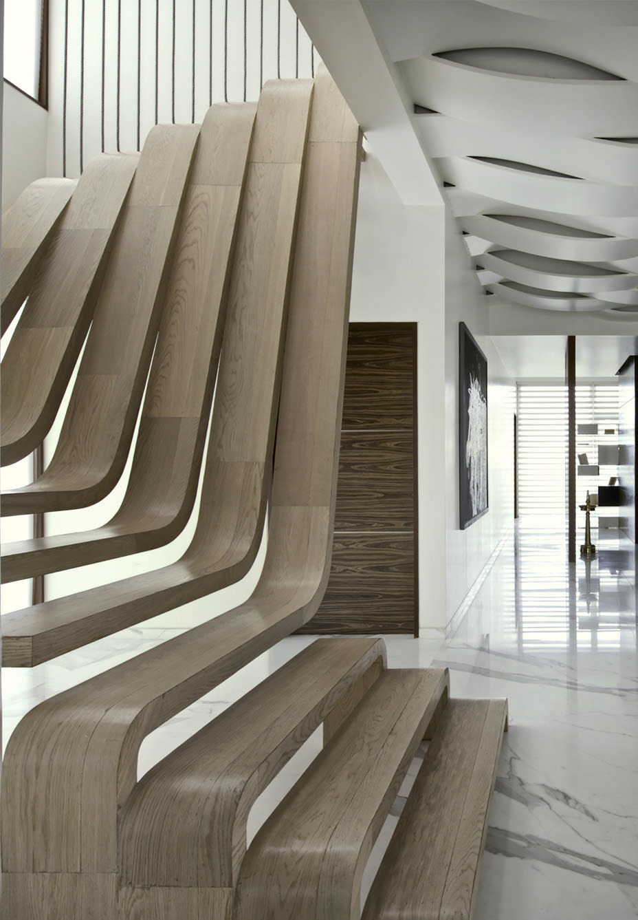 20 modern staircase ideas to spice up your home hongkiat apartment in mumbai ppazfo