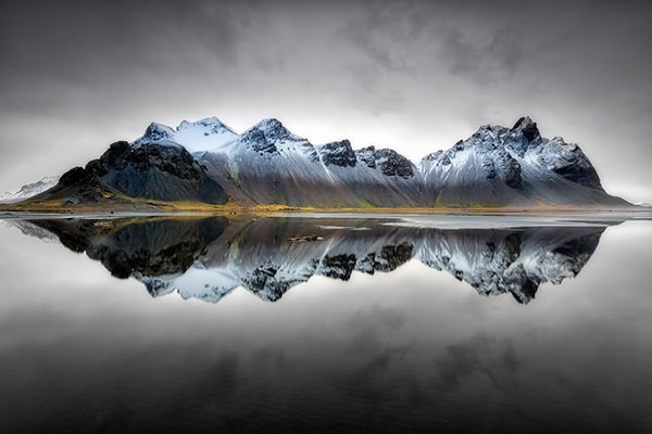 Vesturhorn Mountain