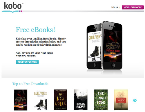 Kobi Free eBooks