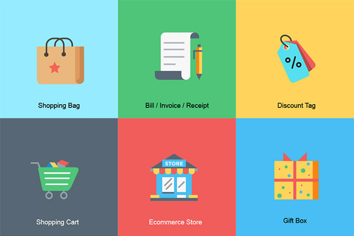 39 Free Payment Methods & Credit Card Iconsets - Hongkiat