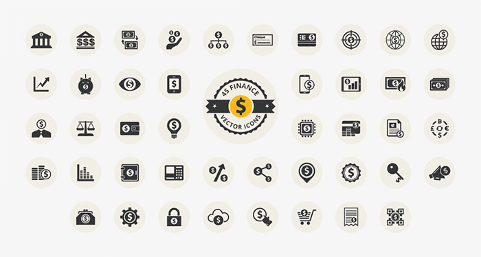 free-finance-icons