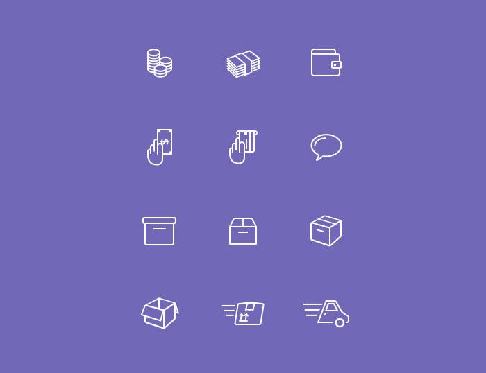 54-e-commerce-icons