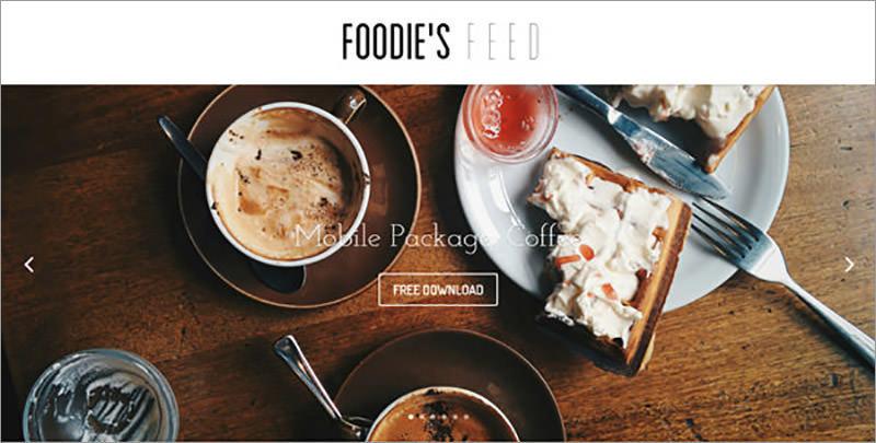 Foodies Feed