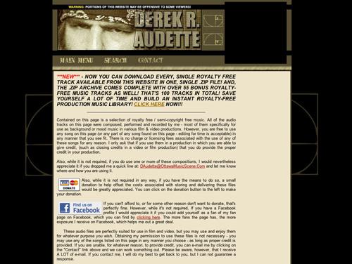 Derek R. Audette