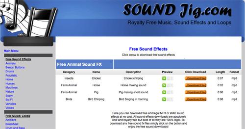 Sound Jig