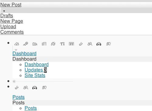 WordPress Dashboard is not displaying properly - 10 Most Common WordPress Errors (+Solutions)