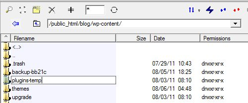 Wordpress blog and admin are showing blank page - 10 Most Common WordPress Errors (+Solutions)