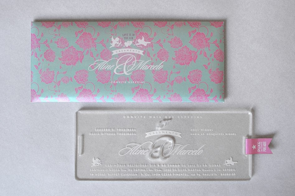 engraved invite - Wedding Invitation Design Ideas
