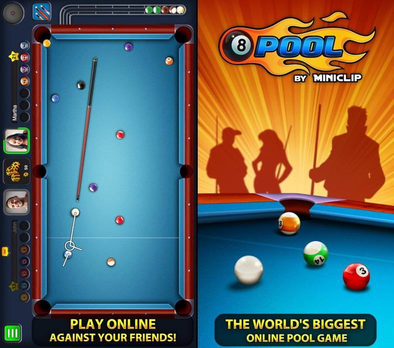 8 Ball Pool [Sports]