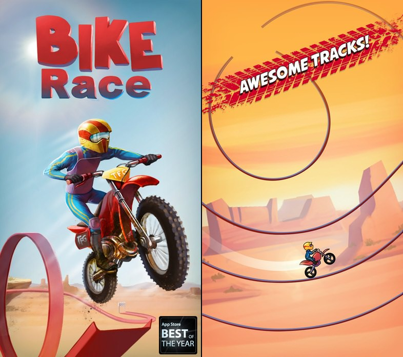 Bike Race Free [Racing]