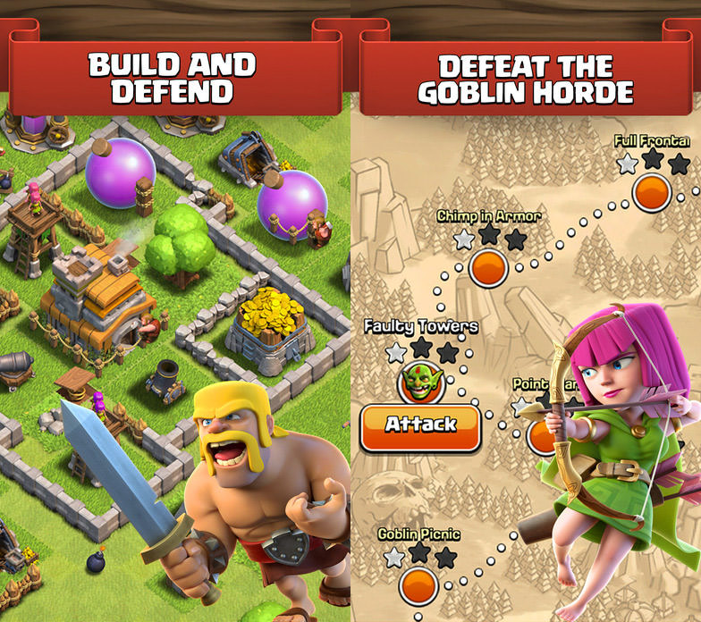 Clash of Clans [Strategy]