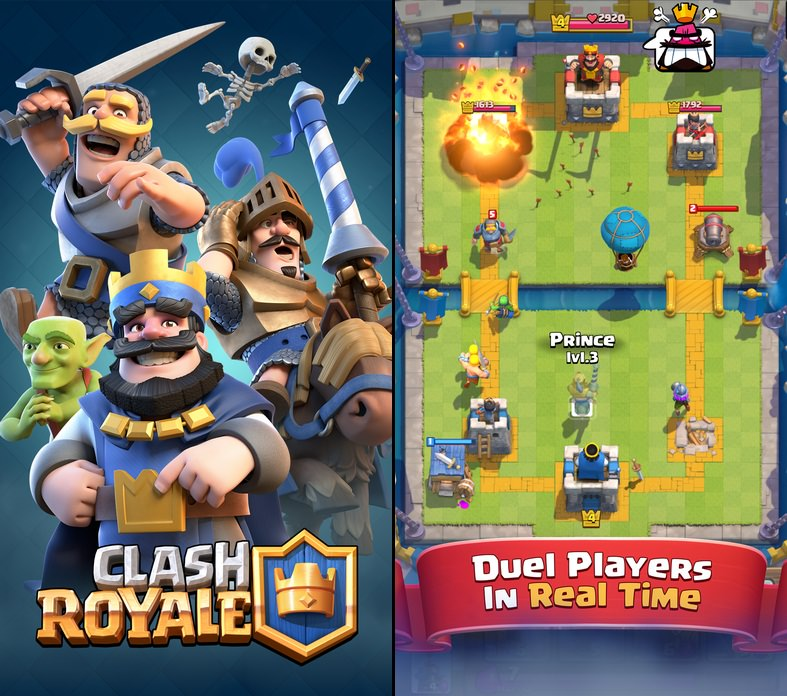 Clash Royale [Cards]