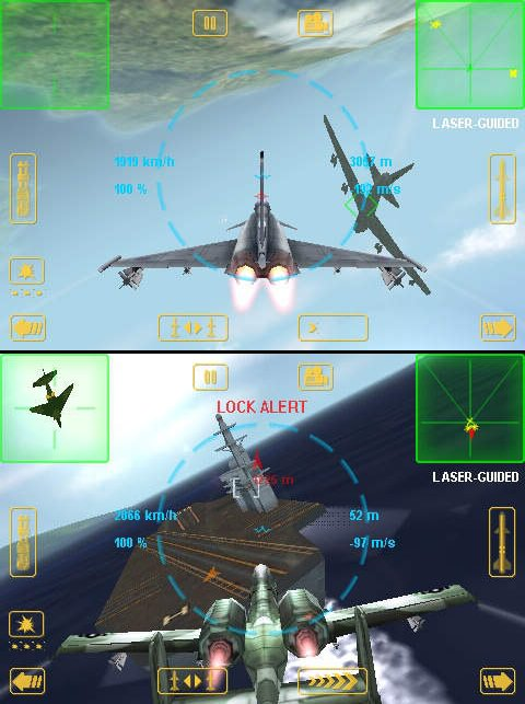 F.A.S.T. — Fleet Air Superiority Tactics! [Action]