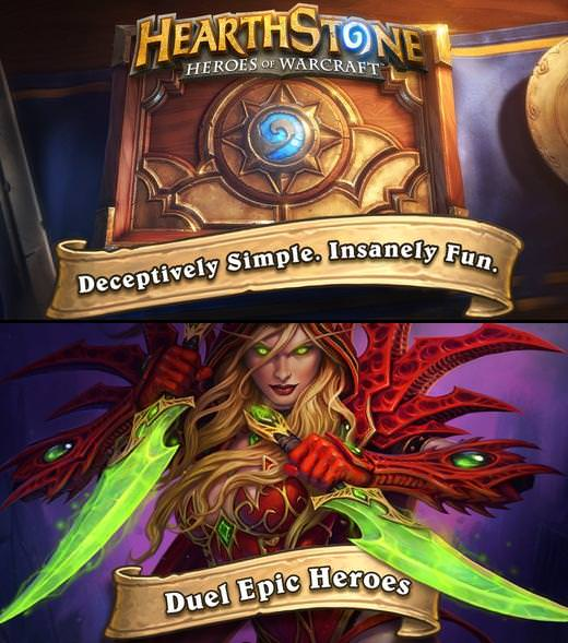 Hearthstone: Heroes of Warcraft [Cards]