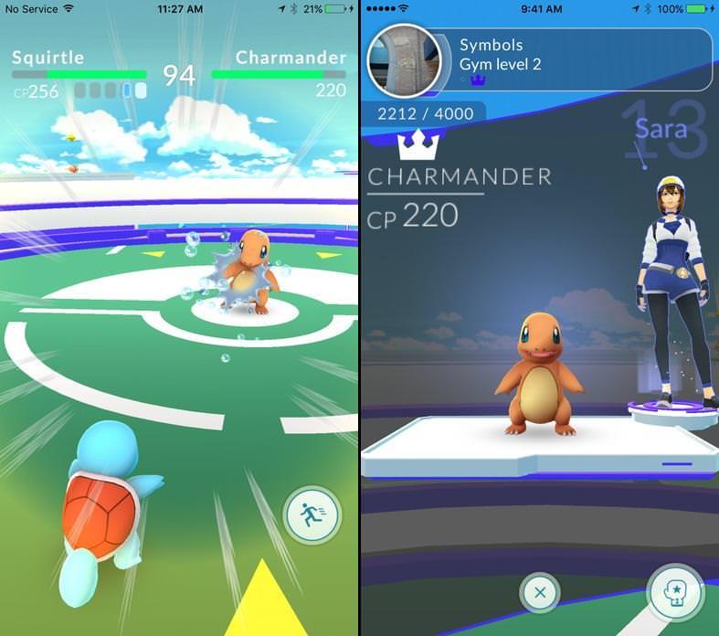 Pokémon GO [Arcade]