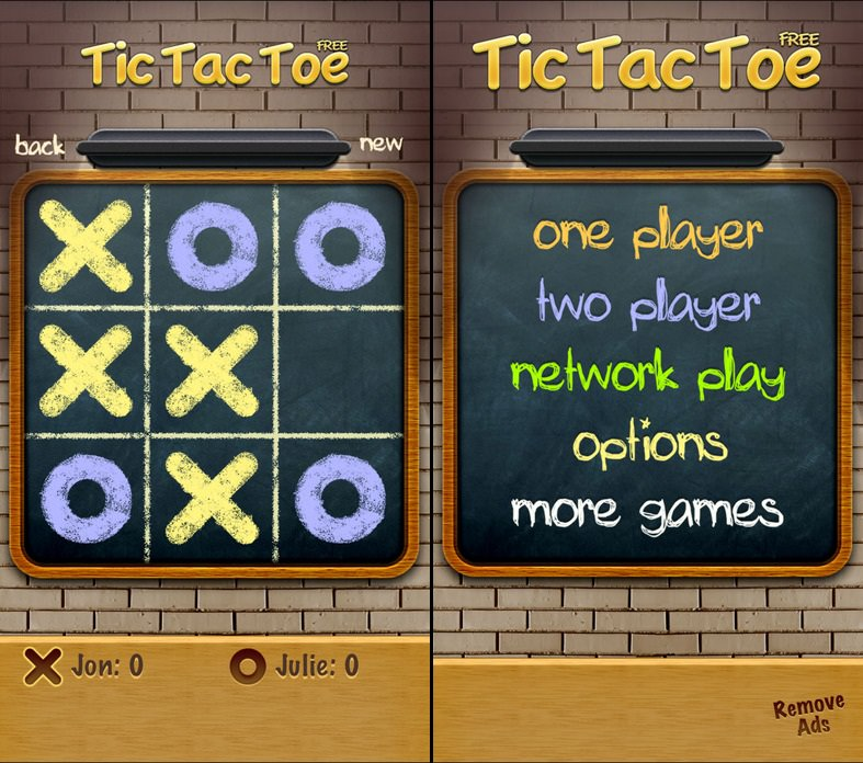 Tic Tac Toe Free [Board]