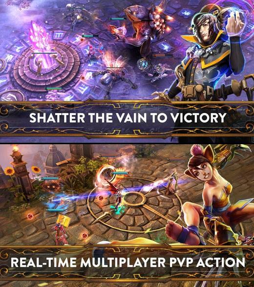 Vainglory [Strategy]