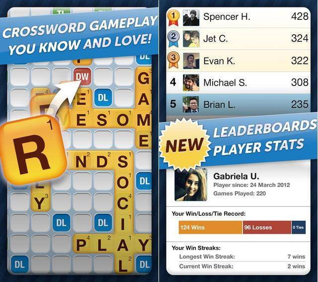 Words with Friends Classic [Puzzle]