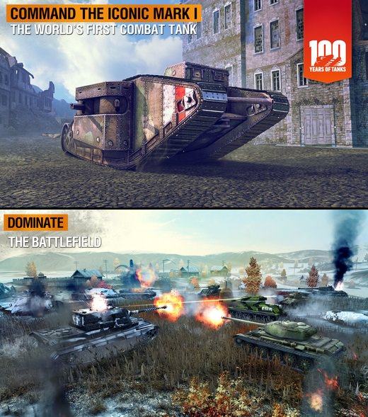 World of Tanks Blitz [Action]