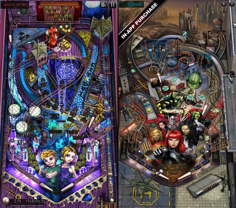 Zen Pinball [Arcade]