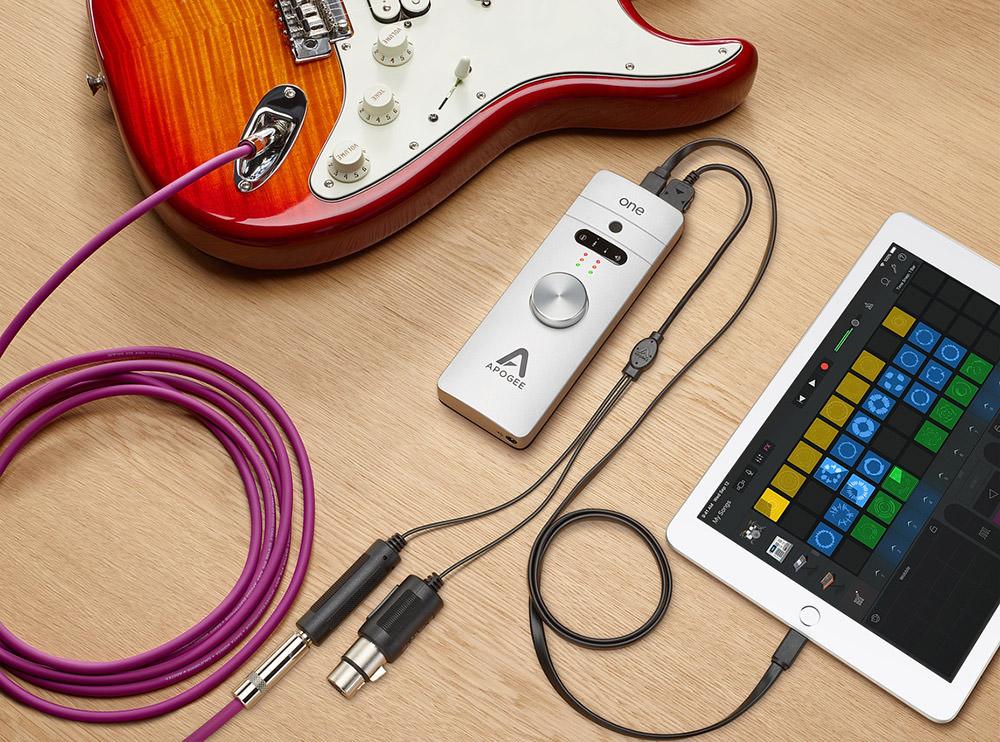 Apogee ONE + ONE USB Microphone