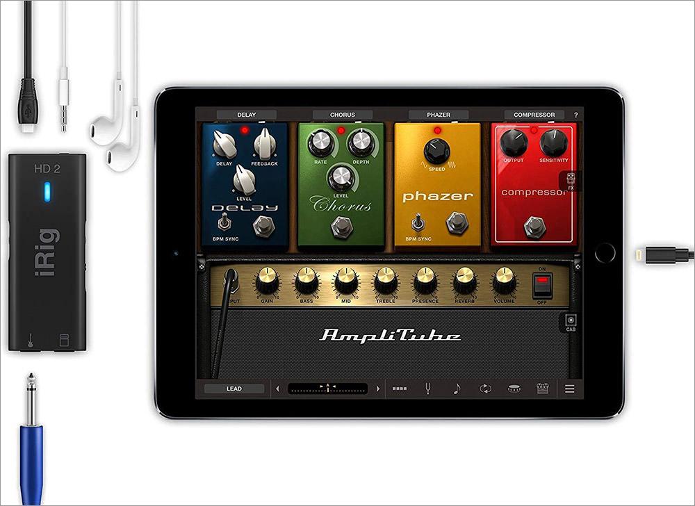IK Multimedia iRig Pro I/O Audio and MIDI Interface