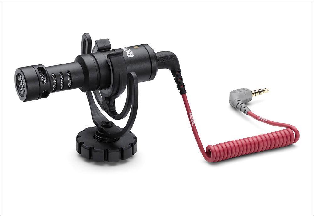 RøDE Microphones VideoMicro Mobile Kit