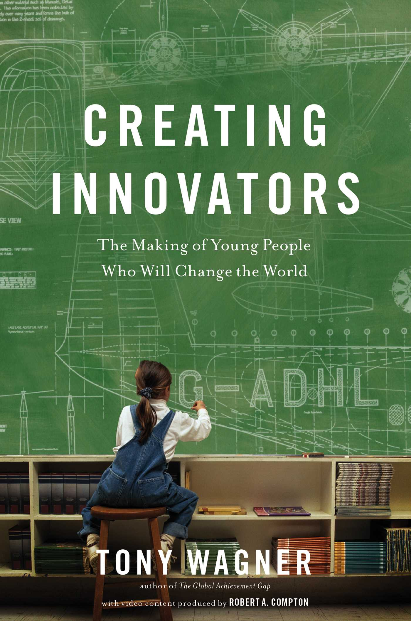 Creating Innovators Book Cover