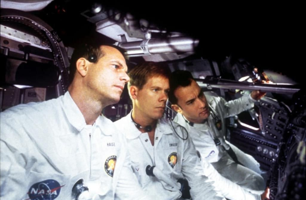 An image from Apollo 13 Movie