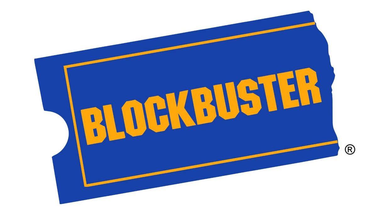 Blockbuster was a movie rental service