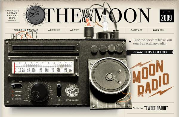 the new york moon