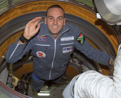 Mark Shuttleworth Space Adventure