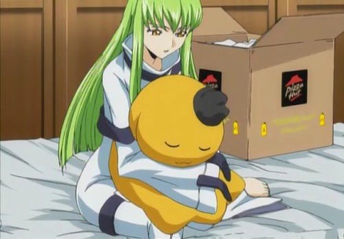 Code Geass Cheese Kun